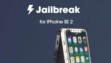 Hướng dẫn Jailbreak cho iPhone SE 2