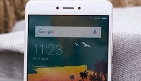 Lỗi thường gặp trên Xiaomi Redmi Note 4x