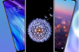 So Sánh Camera LG G7, Samsung Galaxy S9+ và Huawei P20 Pro