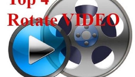 Top 4 phần mềm xoay Video bị ngược, nghiêng 90, 180 độ tốt nhất