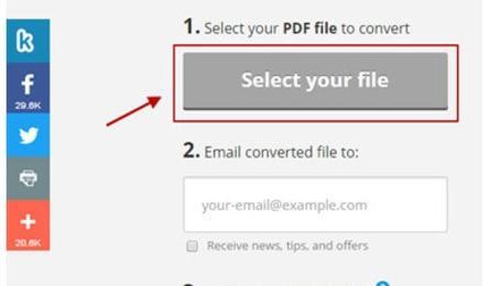 Hướng dẫn cách đổi định dạng file từ pdf sang word