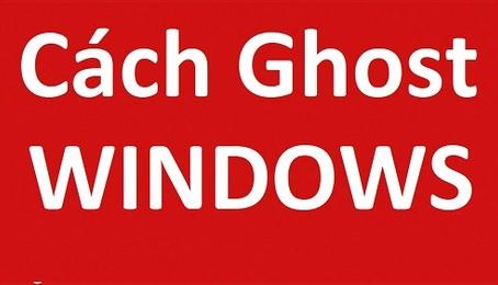 Hướng dẫn bung file ghost bằng phần mềm không cần đến ổ đĩa