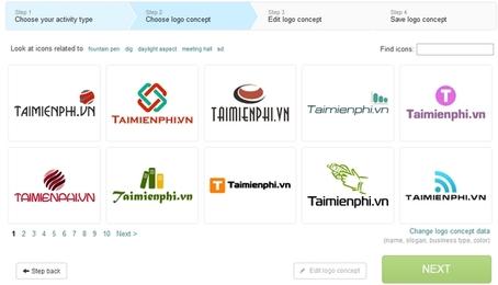 Những website thiết kế Logo online tốt nhất hiện nay