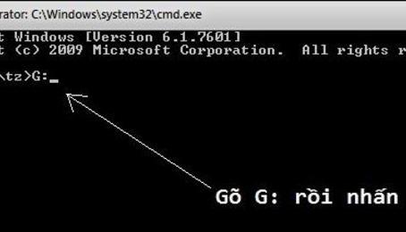 Hướng dẫn cách hiện file ẩn trong USB khi bị nhiễm virus