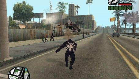 Mã GTA San trong GTA San Andreas