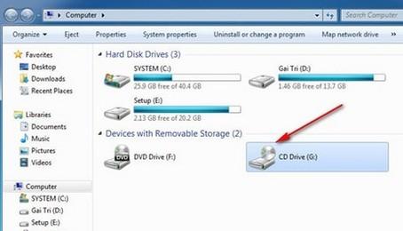 Hướng dẫn chi tiết cách tạo ổ đĩa ảo