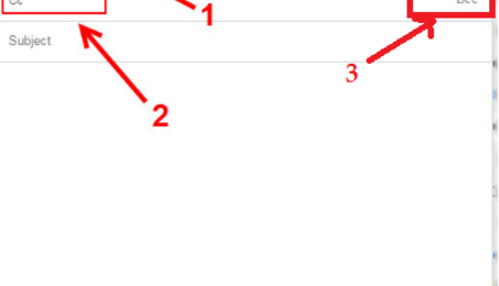 CC và BCC trong email là gì?