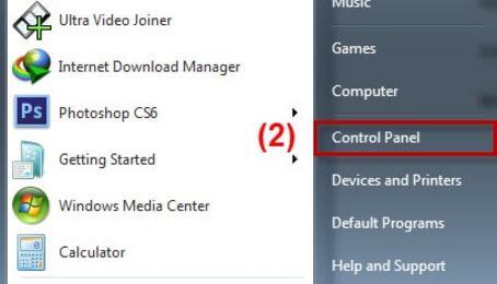 Hướng dẫn tắt win 7, chặn Win 7 không tự động cập nhật