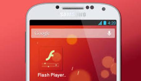 Adobe flash player - xem Flash ngay trên trình duyệt