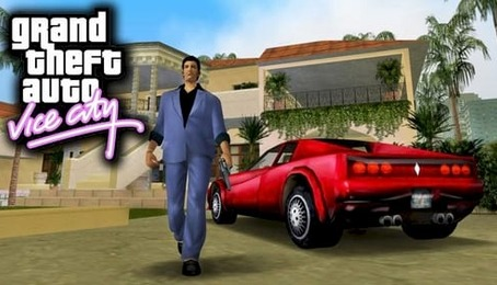 GTA Vice City - game hành động đua xe cướp đường phố hấp dẫn