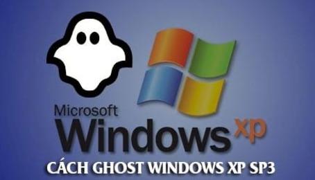 Hướng dẫn cách ghost win xp