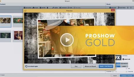 Hướng dẫn cài đặt Proshow gold
