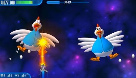 Hướng dẫn tải game Chicken Invaders - Game bắn gà hấp dẫn, gây nghiện