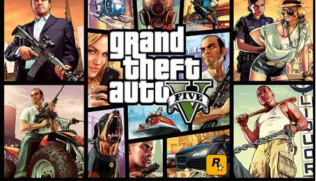 Tải game nhập vai cướp đường phố GTA 5 miễn phí