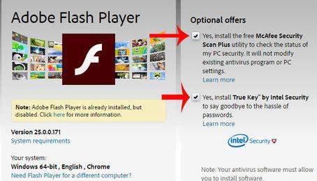 Hướng dẫn tải Adobe Flash Player cho máy tính, laptop