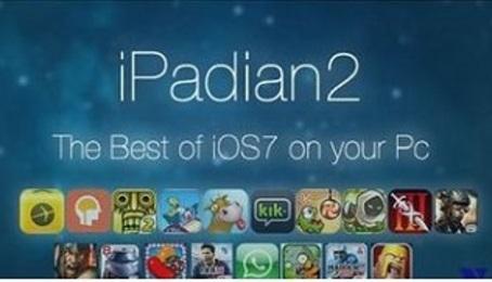 Giả lập iOS trên máy tính với iPadian