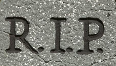 """Chữ viết tắt """"RIP"""" có ý nghĩa là gì ? Định nghĩa từ RIP trên Facebook ngày nay"""