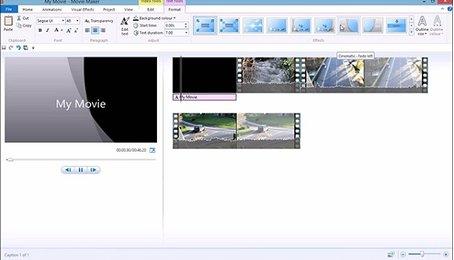 Hướng dẫn cắt video bằng movie maker vô cùng đơn giản