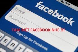 Hướng dẫn cách xóa tài khoản Facebook trên điện thoại