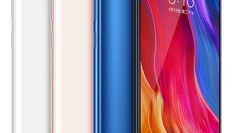 Cách chụp màn hình Xiaomi Mi 8, Mi 8 Explorer Edition, Mi 8 SE