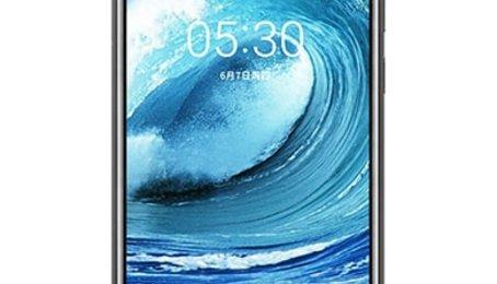 Các màu Nokia X5 (2018)