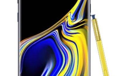 Cách chụp màn hình Samsung Galaxy Note 9