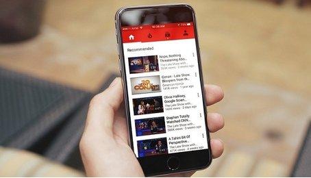 Hướng dẫn nghe nhạc Youtube khi màn hình tắt trên iPhone