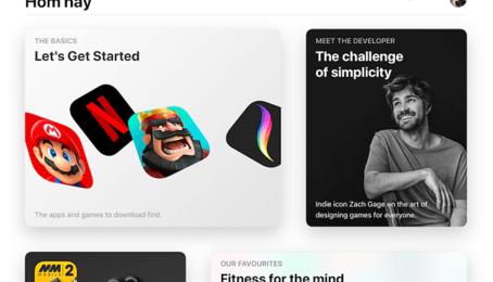 Hướng dẫn cách xem lại các ứng dụng đã mua trên iOS 11