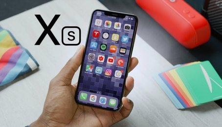 Những thay đổi kích thước màn hình iphone Xs và các chi tiết khác