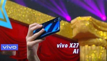 Vivo X27 ra mắt tại Trung Quốc vào ngày 19/3 với 3 camera sau