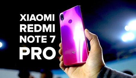 Xiaomi Redmi Note 7 Pro: Thiết kế đẹp, camera chất, cấu hình tốt và còn gì nữa?