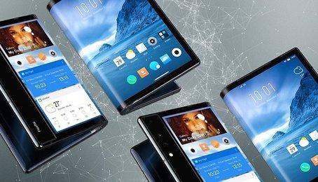 Thị trường smartphone màn hình gập