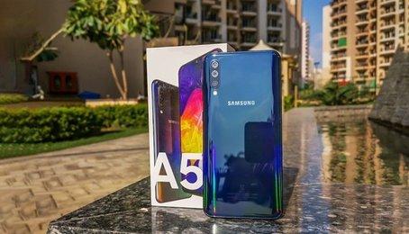Galaxy A50 phiên bản cấu hình ngon!