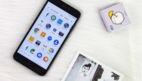 Mở hộp Redmi Go: RAM 1GB, ROM 8GB, Snapdragon 425, màn hình 5 inch HD, giá khoảng 2.1 triệu