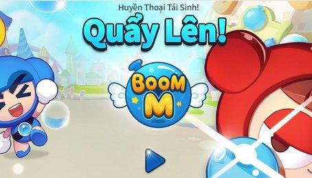Boom M - huyền thoại tái sinh chính thức