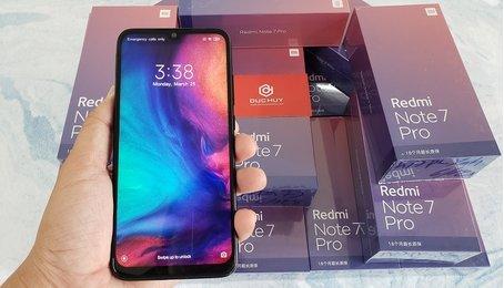 Tất tần tật về Xiaomi redmi note 7 pro