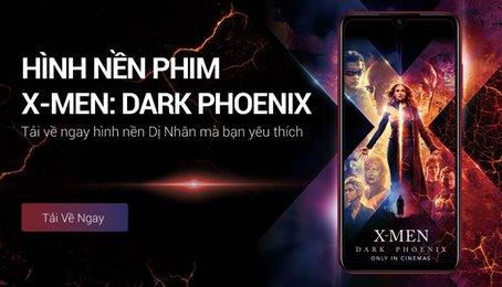 Bộ Hình nền phim X-MEN Cho Xiaomi
