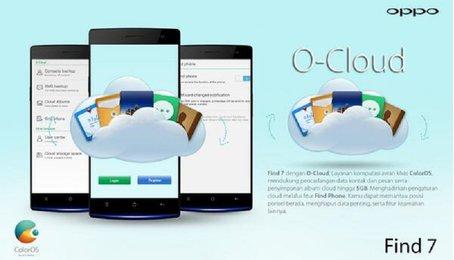Oppo Cloud, O-Cloud là gì?