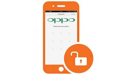 Phá khóa màn hình, lấy lại mật khẩu, pass điện thoại OPPO
