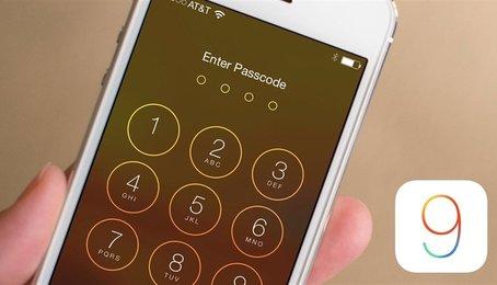 Điện thoại iPhone, iPad mất mật khẩu, quên mật khẩu, quên pass