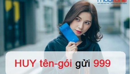 Cách hủy 3G Mobifone chính xác nhất