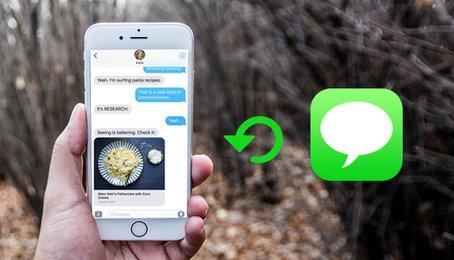 Sao lưu tin nhắn trên iPhone, Backup SMS trên iPhone
