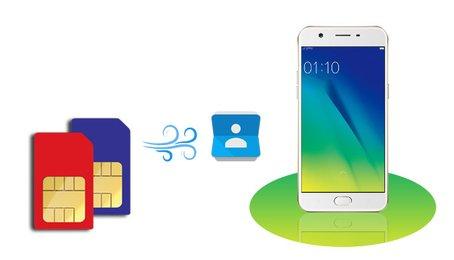 Sao lưu danh bạ cho điện thoại Samsung