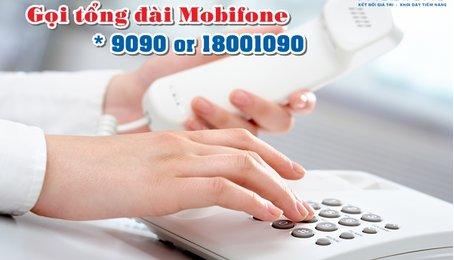 Tổng đài Mobifone là số nào? số tổng đài chăm sóc khách hàng của Mobifone?