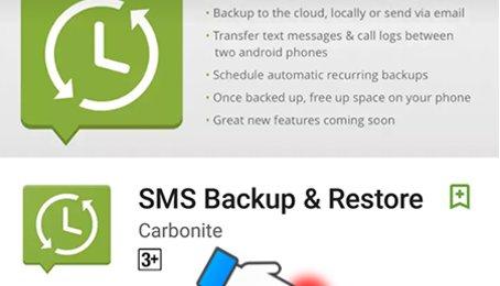 Sao lưu tin nhắn trên điện thoại Android (Backup SMS trên Android)