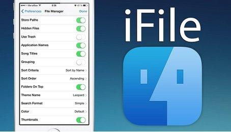 Quản lý File trên iOS, quản lý thư mục trên iOS