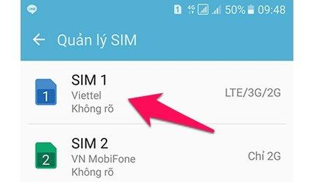 Bật tắt 4G trên điện thoại Adroid (điện thoại Samsung, Xiaomi, Huawei...)