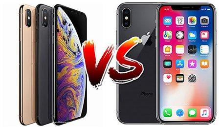 So sánh iPhone Xs và iPhone X, iPhone Xs có đáng nâng cấp?