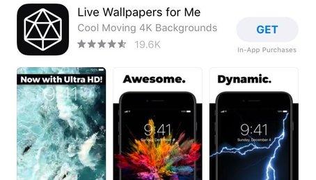 Hình nền động, Live wallpaper, hình nền điện thoại động mới nhất 2019