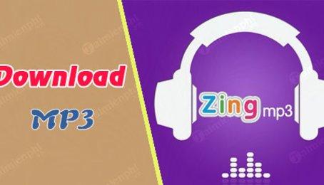 Tải nhạc, download nhạc trên điện thoại Android bằng Zing MP3